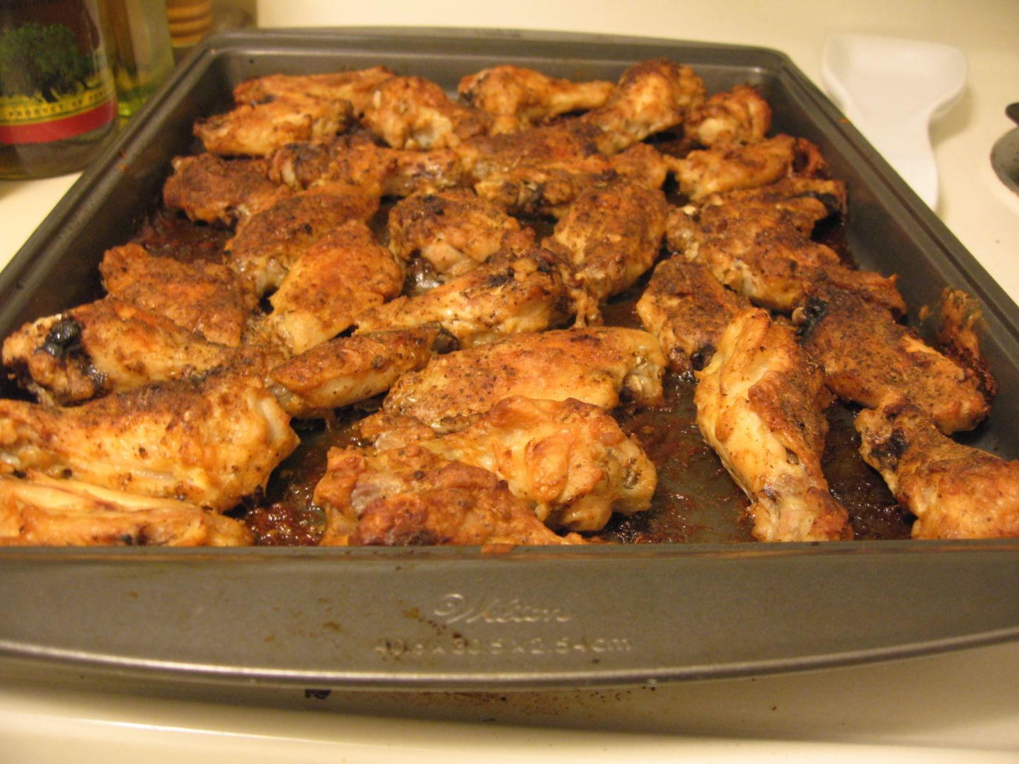 derryX Cooks: Ghost Chili Wings – derryX.com