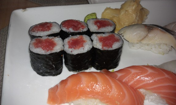 How Long Is Sushi Good For In Room Temperature