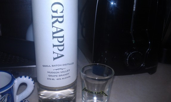 Grappa from Harvest Spirits