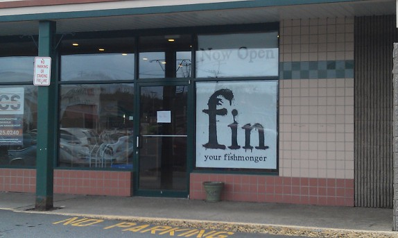 Now Open - Fin: Your Fishmonger