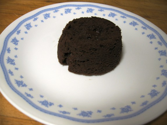Perfect chocolate fondant