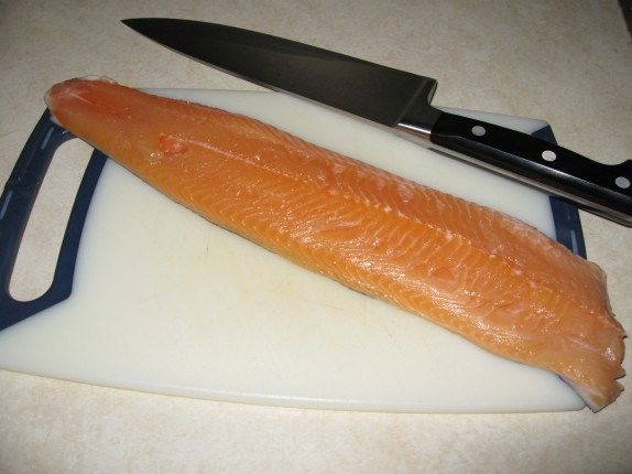 Arctic Char from Fin