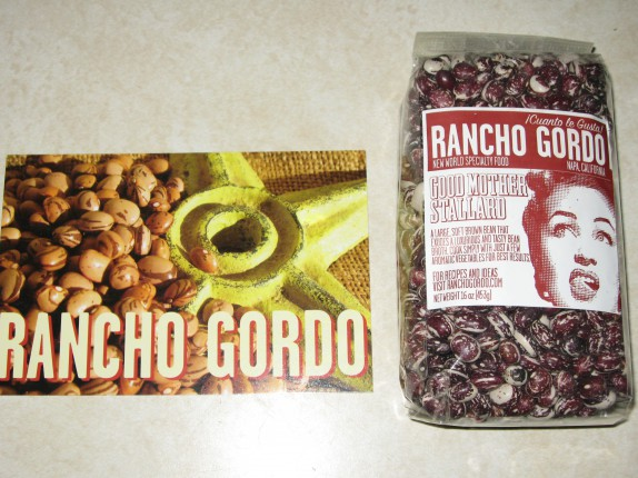 Rancho Gordo Good Mother Stallard