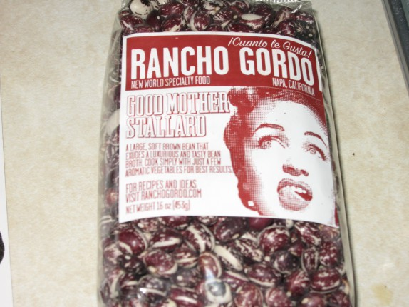 Rancho Gordo Good Mother Stallard 2
