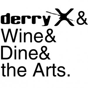 derryX Wine Dine the Arts