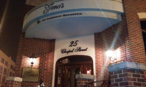 Coming soon: derryX Dines Revisited - Yono's
