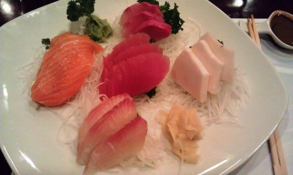Sashimi regular platter