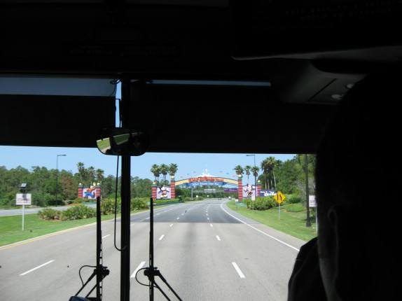 Disney World Gates