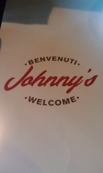 Johnny's menu