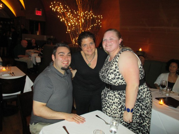 derryX, Alex Guarnaschelli, and Cassie