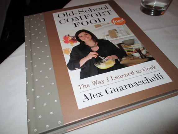 Alex Guarnaschelli Old School Comfort Food Book