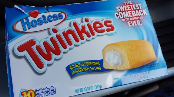 Twinkies the Sweetest Comeback Ever