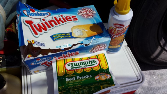 Twinkie Weiner Dog ingredients