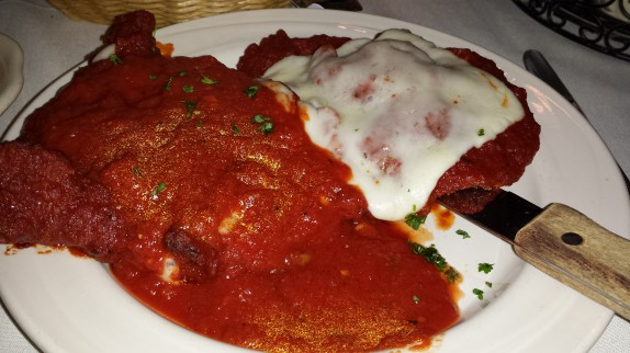 Chicken parm