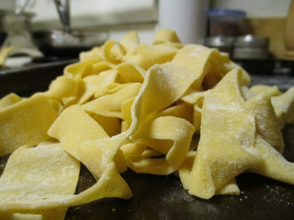 Lidia's Pappardelle