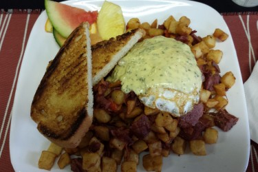 Brilliant Bites: Corned Beef Hash – Illium Cafe