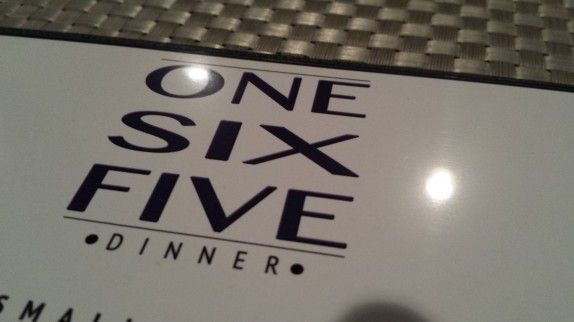One Six Five