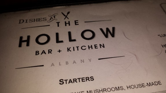 The Hollow Menu