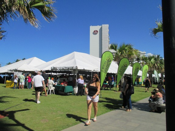Farmers Market in the Condado