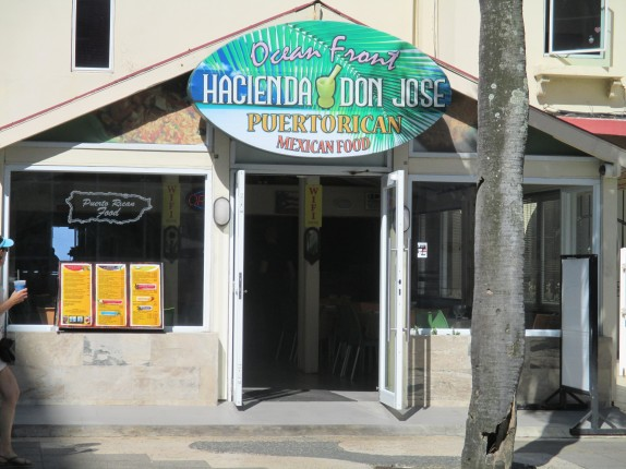 Hacienda Don Jose storefront