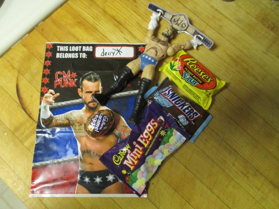 CM Punk Grab Bag