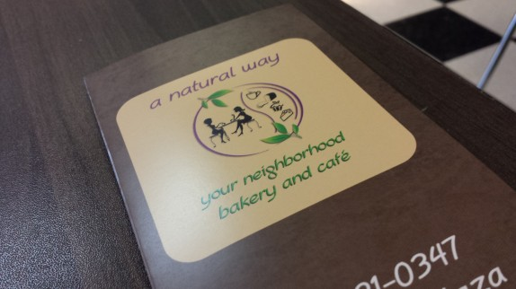 Natural way cafe menu