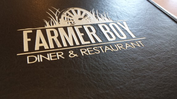 Farmer Boy Menu