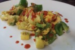 Vegetable Scramble