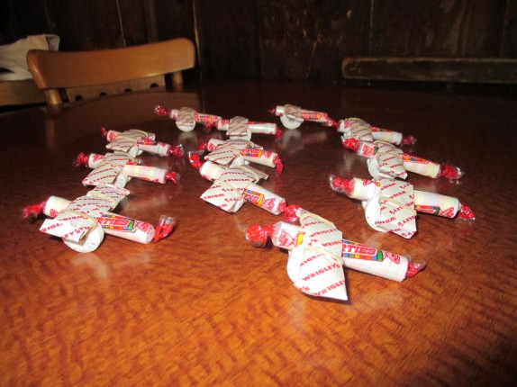Smarties Airplanes