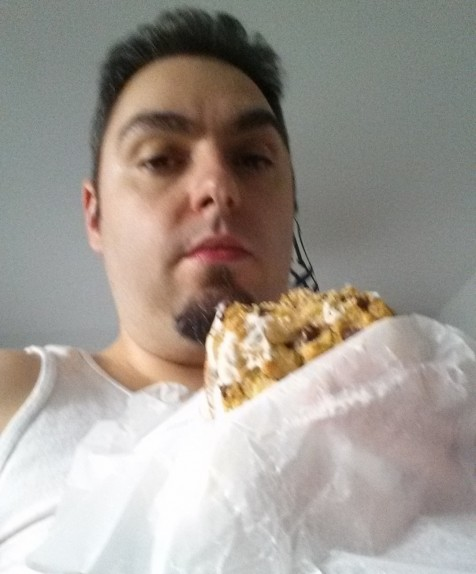 Homemade Chipwich and derryX