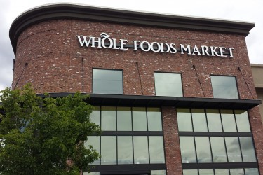 Visiting Whole Foods