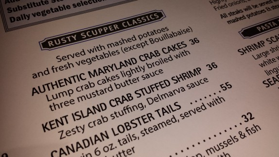 Authentic Maryland Crab Cakes