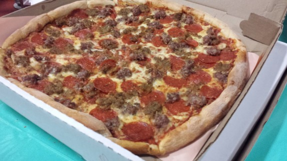 Marino's Meat Lovers Pizza