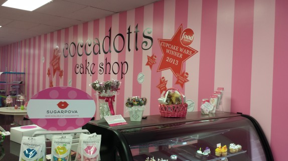 Coccadotts cake shop