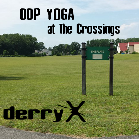 DDP YOGA at The Crossings Banner