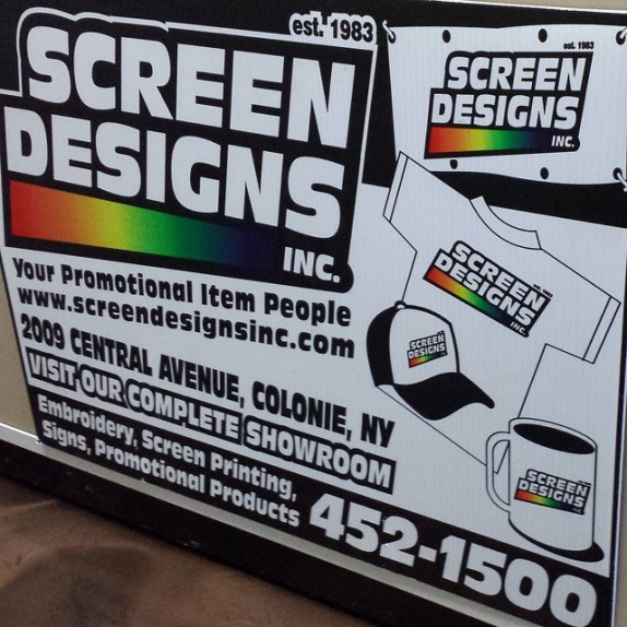 Screen Designs Inc