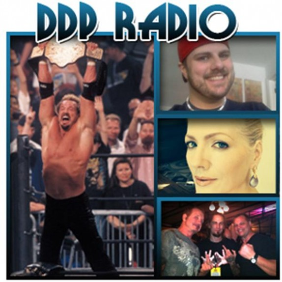 DDP Radio Cover