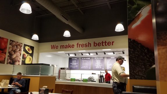 We make fresh better