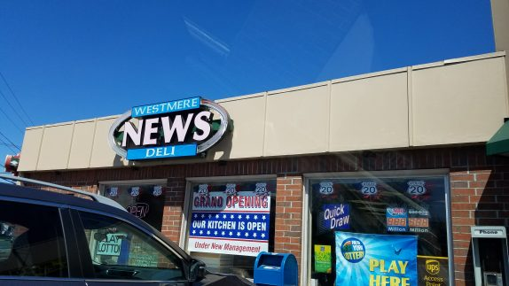 Westmere News Stand