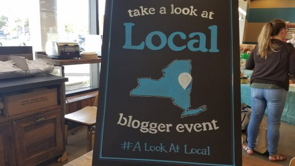 A Look at local blogger event